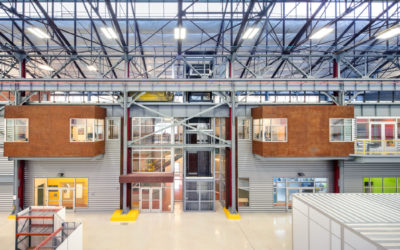 5 Trends Happening in the Industrial Sector Right Now